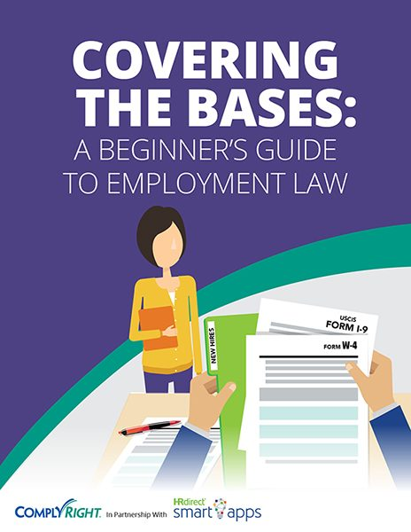 Covering the Bases: A Beginners Guide to Employment Law