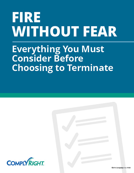 Fire Without Fear: Everything You Must Consider Before Choosing to Terminate