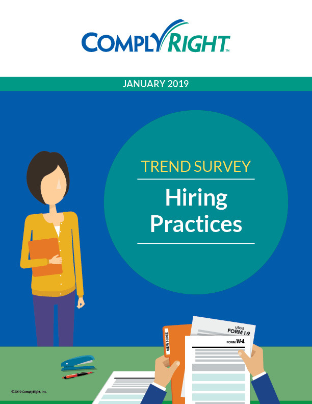Trend Survey: Hiring Practices